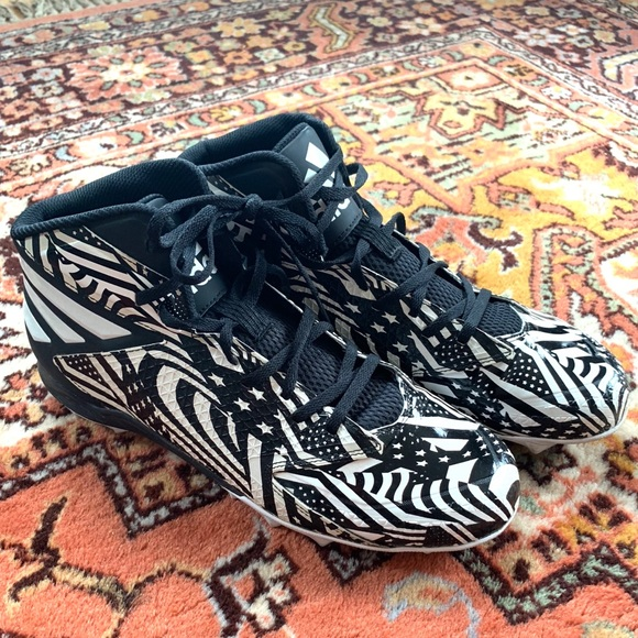 b648e116349 adidas Other - ADIDAS Freak 3 MD Mid Mens Football Cleats Shoes